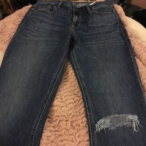 OLD NAVY flare ankle jeans